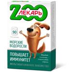 Мультивитаминное лакомство «ZООЛЕКАРЬ» с морскими водорослями для собак