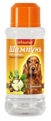 Шампунь Amstrel для собак гипоаллергенный с маслом ши