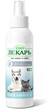 Спрей-корректор ЭКО ZООЛЕКАРЬ защита мест от царапанья и погрызов для кошек и собак