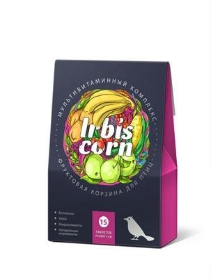 Мультивитаминный комплекс фруктовая корзина для птиц<