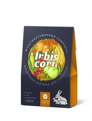 Мультивитаминный комплекс фруктовая корзина для грызунов<