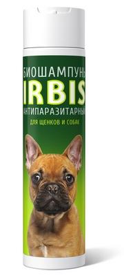 Биошампунь антипаразитарный IRBIS FORTE для щенков и собак/