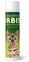 Биошампунь антипаразитарный IRBIS FORTE для котят и кошек