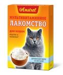Мультивитаминное лакомство Amstrel для кошек