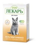 Мультивитаминное лакомство ЭКО ZOOЛЕКАРЬ для кошек «Здоровье и красота»